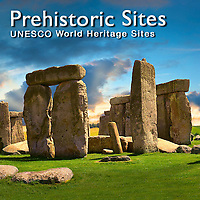 Pre-Historic UNESCO World Heritage Sites Pictures Photos Images