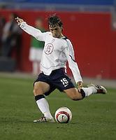 Bobby Convey, Honduras v USA, 2004.