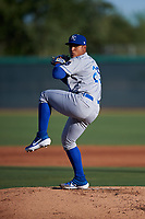 AZL Royals starting pitcher Heribert Garcia (29) during an Arizona League game against the AZL White Sox at Camelback Ranch on June 19, 2019 in Glendale, Arizona. AZL White Sox defeated AZL Royals 4-2. (Zachary Lucy/Four Seam Images)