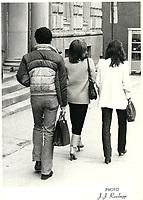 1981 02 MTL - Photos de rue