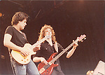 Neil Murray with Gary Moore Band 1982,