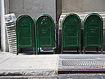 Street Scene, Financial District, NYC
