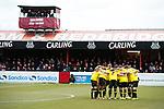 Dagenham and Redbridge v Burton Albion 21/02/2015