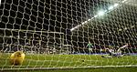 03.03.2020 Hibs v Hearts: Conor Washington scores goal no 3 for Hearts