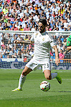 Real Madrid´s Isco during 2014-15 La Liga match between Real Madrid and Eibar at Santiago Bernabeu stadium in Madrid, Spain. April 11, 2015. (ALTERPHOTOS/Luis Fernandez)