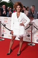 Zoe Williams<br /> arriving for the National Television Awards 2021, O2 Arena, London<br /> <br /> ©Ash Knotek  D3572  09/09/2021