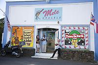 Mele Ukulele store in Wailuku, Maui