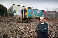 "COPY BY TOM BEDFORD<br /> Pictured: Robin Waistell amongst the Japanese knotweed with his property in the background<br /> Re: A homeowner whose bungalow is towered over by Japanese knotweed on a railway line has won a four-year legal fight for compensation by Network Rail.<br /> Robin Waistell claimed he was unable to sell because the rail body had ignored requests to tackle the invasive weed on the bank behind his home in Maesteg.<br /> The case was seen as a likely test for homeowners whose property is blighted by knotweed on railway embankments.<br /> Network Rail said it would be ""reviewing the judgement in detail"".<br /> It is understood the rail infrastructure body was refused immediate leave to appeal against the ruling.<br /> Network Rail faces potential legal costs running into six figures after losing the case in Cardiff bought by Mr Waistell and a neighbour.<br /> Widower Mr Waistell, 70, had moved to the bungalow from Spain after his wife died.<br /> He had hoped to return to the sun, but found his property sale stymied by the knotweed growing on adjacent Network Rail land and was asking for £60,000 compensation for loss of value."