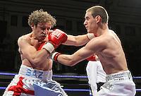 Boxing York Hall 22-05-09