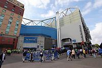 Pictured: A general view of Stamford Bridge. Saturday 17 September 2011<br /> Re: Premiership football Chelsea FC v Swansea City FC at the Stamford Bridge Stadium, London.