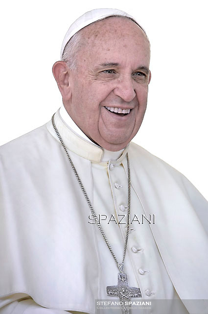 Pope Francis  during his weekly general audience in St. Peter square at the Vatican, Wednesday.September <br /> 16, 2015.