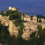 France, Provence, Vaison-la-romaine: Mediaeval Town | Frankreich, Provence, Vaison-la-romaine: mittelalterlicher Ort