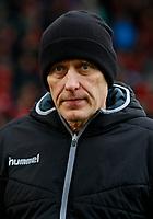 Christian STREICH, Trainer SCF, , Fussball, 1. Bundesliga  2017/2018<br /> <br />  <br /> Football: Germany, 1. Bundesliga, SC Freiburg vs Bayer 04 Leverkusen, Freiburg, 03.02.2018 *** Local Caption *** © pixathlon<br /> Contact: +49-40-22 63 02 60 , info@pixathlon.de