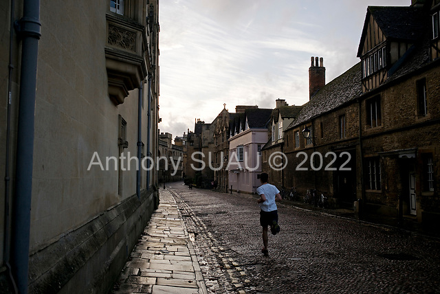 Oxford University<br /> Oxford, United Kingdom<br /> November 28, 2018<br /> <br /> Merton College. Merton Street.