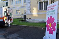 Roma, 27 Dicembre 2020<br /> Conferenza stampa di presentazione della campagna di vaccinazione contro il Covid all'istituto Lazzaro Spallanzani