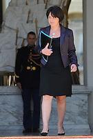 Sylvia Pinel devient ministre deleguee chargee de l'Artisanat, du Commerce et du Tourisme..Francia Consiglio dei Ministri.Parigi 18/7/2012.Foto Insidefoto / Christian Liewig / FEP / Panoramic.Italy Only