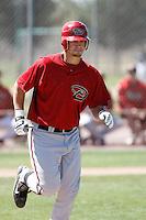 Bobby Stone  - Arizona Diamondbacks - 2009 spring training.Photo by:  Bill Mitchell/Four Seam Images