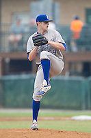 Burlington Royals starting pitcher Carter Hope (59) in action against the Pulaski Mariners at Calfee Park on June 20, 2014 in Pulaski, Virginia.  The Mariners defeated the Royals 6-4. (Brian Westerholt/Four Seam Images)
