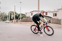 Jasper STUYVEN (BEL/Trek-Segafredo)<br /> <br /> Team Trek-Segafredo training camp<br /> Mallorca jan2019<br /> <br /> ©kramon