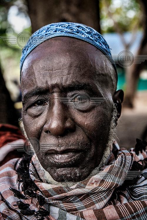 A Homem Grande, Islamic religious leader. /Felix Features