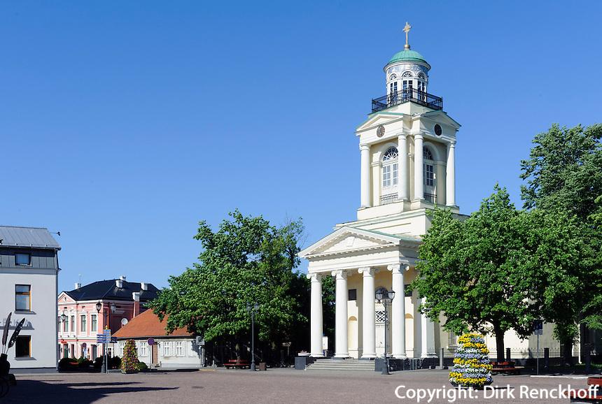 St. Nikolai in Ventspils, Lettland, Europa