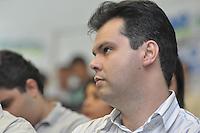SÃO PAULO, 03 DE DEZEMBRO DE 2011 - PRÉ CANDIDATOS DO PSDB - Pré candidato do PSDB á prefeitura de São Paulo, Bruno Covas esteve presente em um encontro com a juventude do PSDB, realizado na tarde deste sabado no diretório do partido em Moema, zona sul de São Paulo. FOTO: LEVI BIANCO - NEWS FREE.