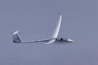 Segelflug, Segelflugzeug, ASH 25 EB, NX, Doppelsitzer, Offene Klasse, NX, Ulrich Knauss