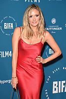 Claire Jones<br /> arriving for the British Independent Film Awards 2018 at Old Billingsgate, London<br /> <br /> ©Ash Knotek  D3463  02/12/2018