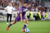 Giacomo Bonaventura of ACF Fiorentina in action during the Serie A 2021/2022 football match between ACF Fiorentina and SSC Napoli at Artemio Franchi stadium in Florence (Italy), October 3rd, 2021. Photo Andrea Staccioli / Insidefoto