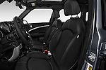 Front seat view of 2016 MINI Countryman Cooper S Park Lane 5 Door Hatchback Front Seat  car photos