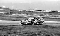 #67 Ferrari 512 of  Claude Ballot-Léna, Jean-Claude Andruet, and Michel Leclère, 54th place, 24 Hours of Daytona, Daytona International Speedway, Daytona Beach, FL, February 1979. (Photo by Brian Cleary/bcpix.com)