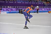 OLYMPIC GAMES: PYEONGCHANG: 14-02-2018, Gangneung Oval, Long Track, 10.000m Men, Sven Kramer (NED), ©photo Martin de Jong