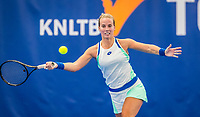 Amstelveen, Netherlands, 20  December, 2020, National Tennis Center, NTC, NK Indoor, National  Indoor Tennis Championships, Final womans single  :    Richel Hogenkamp (NED)<br /> Photo: Henk Koster/tennisimages.com