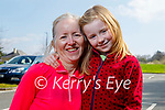 Enjoying a stroll in the Killarney National park on Saturday, l to r: Mary Carroll and Imogen Carol Kelly.