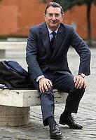 Il vicepresidente ed amministratore delegato di Pentar, Maurizio Romiti ritratto a Roma, 15 gennaio 2008..Pentar Deputy President and CEO Maurizio Romiti portrayed in Rome, 15 january 2008..UPDATE IMAGES PRESS/Riccardo De Luca
