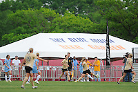 Sky Blue Moon Beer Garden. FC Gold Pride defeated Sky Blue FC 1-0 during a Women's Professional Soccer (WPS) match at Yurcak Field in Piscataway, NJ, on May 1, 2010.