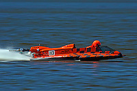 #10   (outboard hydroplane)