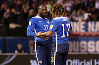 St. Louis, Mo. - Friday, November 13, 2015: The USMNT go up 6-1 over St. Vincent and the Grenadines in second half play during their 2018 FIFA World Cup Qualifying match at Busch Stadium.