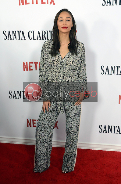 "Cara Santana<br /> at the ""Santa Clarita Diet"" Premiere, Arclight Cinerama Dome, Hollywood, CA 02-01-17<br /> David Edwards/DailyCeleb.com 818-249-4998"