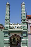 Singapore Jamae Mosque, Masjid Jamae, Chinatown.