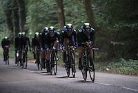 Team Movistar<br /> <br /> 12th Eneco Tour 2016 (UCI World Tour)<br /> stage 5 (TTT) Sittard-Sittard (20.9km) / The Netherlands