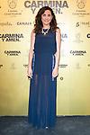 "Spanish actress Toni Acosta attend the Premiere of the movie ""Carmina y Amen"" at the Callao Cinema in Madrid, Spain. April 28, 2014. (ALTERPHOTOS/Carlos Dafonte)"