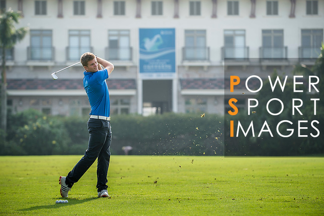 on 22 October 2014, in Haikou, China. Photo by Mike Pickles / Power Sport Images