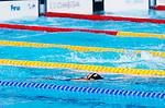 Aya Terakawa (JPN), <br /> JULY 30, 2013 - Swimming : Aya Terakawa of Japan competes in the women's 100m backstroke final at the 15th FINA Swimming World Championships at Palau Sant Jordi arena in Barcelona, Spain.<br /> (Photo by Daisuke Nakashima/AFLO)