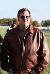 24 October 2009 The The Lexus Raven Run (GRII), .Trainer Eric Reed after Satans Quick Chick wins the Lexus Raven Run at odds of 23-1.