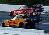 Cruz Pedregon, Snap-On Tools, J.R. Todd, DHL, funny car, Camry