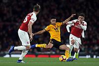 Arsenal vs Wolverhampton Wanderers 11-11-18