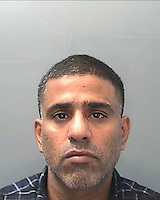 2016 11 03 Sammy Almahri jailed for life for the murder of Nadine Aburas, Cardiff, UK