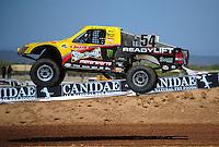 Apr 15, 2011; Surprise, AZ USA; LOORRS driver Rob Naughton (54) during round 3 and 4 at Speedworld Off Road Park. Mandatory Credit: Mark J. Rebilas-.