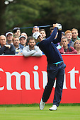 Alex NOREN (SWE) during round 3 of the 2015 BMW PGA Championship over the West Course at Wentworth, Virgina Water, London. 23/05/2015<br /> Picture Fran Caffrey, www.golffile.ie: